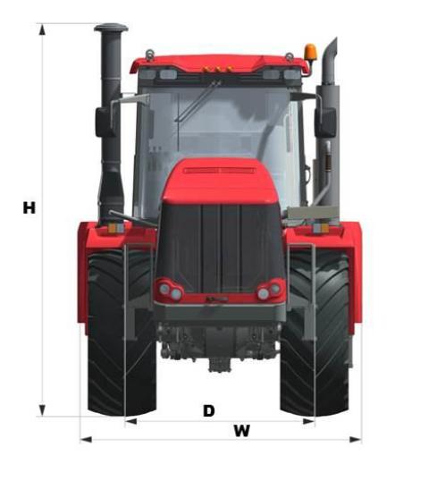 word image 1573 Разработка передвижных тяговых лабораторий для испытания тракторов мощностью: от 100 до 250 кВт; от 250 до 400 кВт; от 400 до 600 кВт