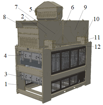 word image 486 Исследование и разработка высокоэффективного воздушно-решетного сепаратора для фракционной технологии подготовки семенного материала