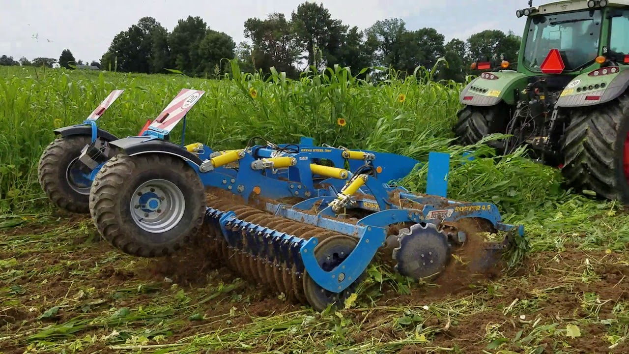Image result for disc harrow on the green manures