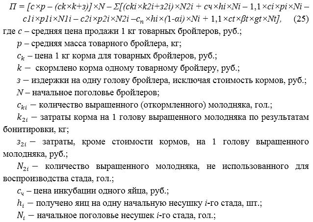 word image 619 Разработка методических подходов по порядку и условиям проведения оценки племенной ценности сельскохозяйственной птицы