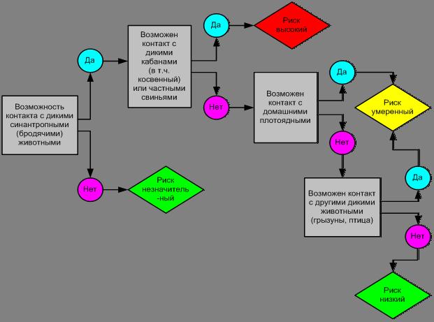 word image 650 Разработка методики проведения количественной и качественной оценки риска заноса и распространения африканской и классической чумы свиней на территории Приморского края с учетом рекомендации МЭБ