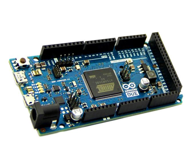 Arduino Due на процессоре Atmel SAM3X8E ARM Cortex-M3 - купить в duino.ru