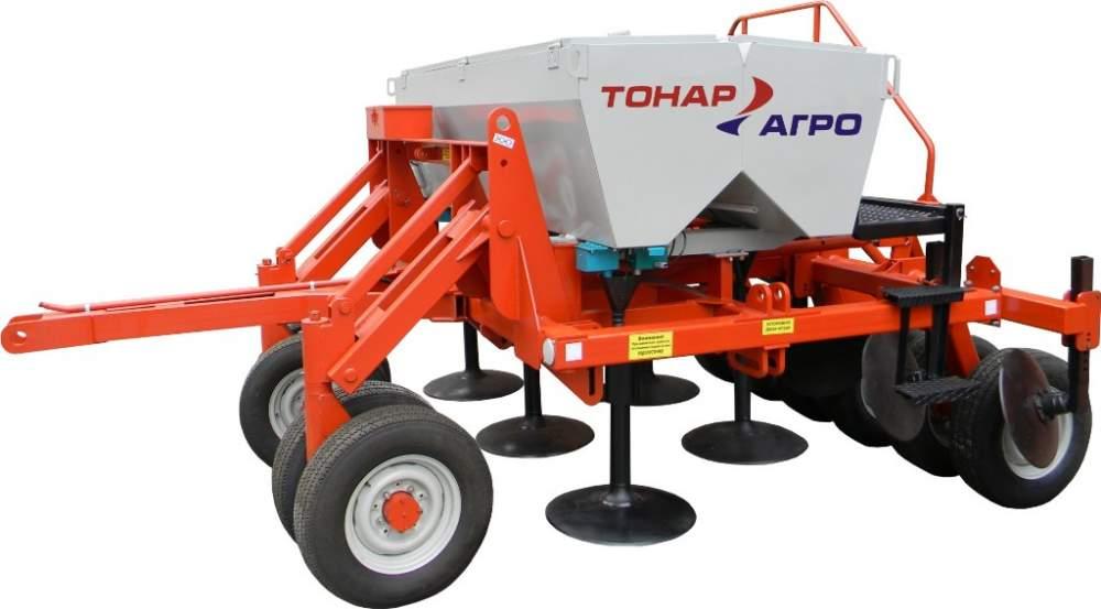 """Энергоресурсосберегающий почвообрабатывающий посевной комплекс """"Тонар Агро"""""""