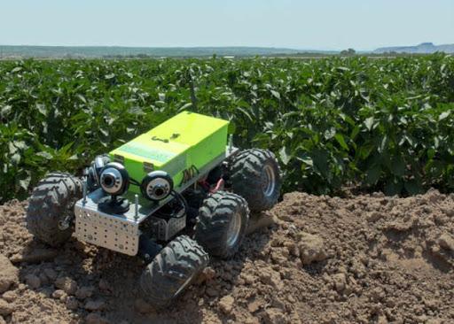 """Картинки по запросу """"гусеничный сельскохозяйственный робот"""""""