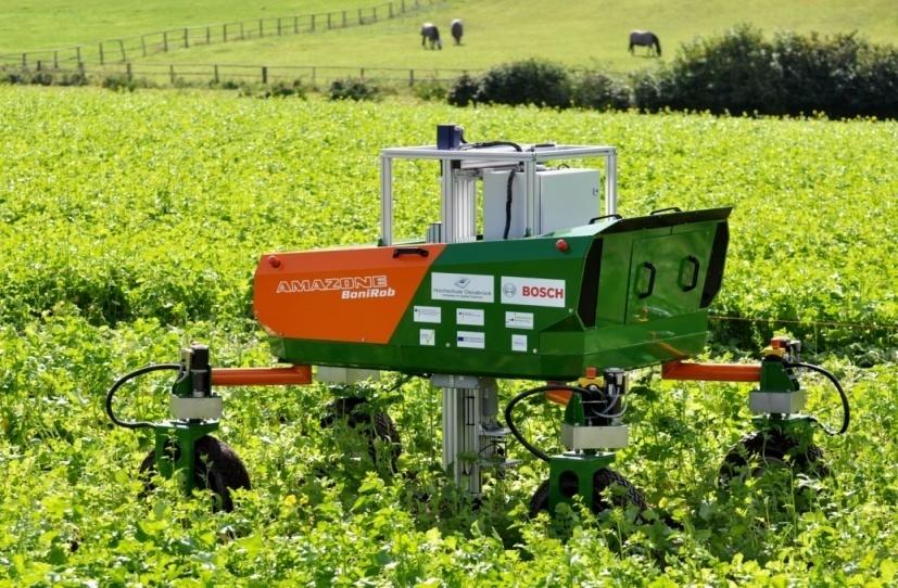 """Картинки по запросу """"шагающий сельскохозяйственный робот"""""""
