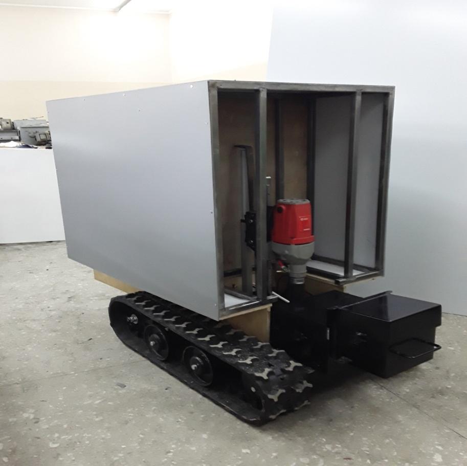 word image 96 Разработка роботизированной платформы, оснащенной системой специализированных датчиков и зондов для экспресс-мониторинга состава почв