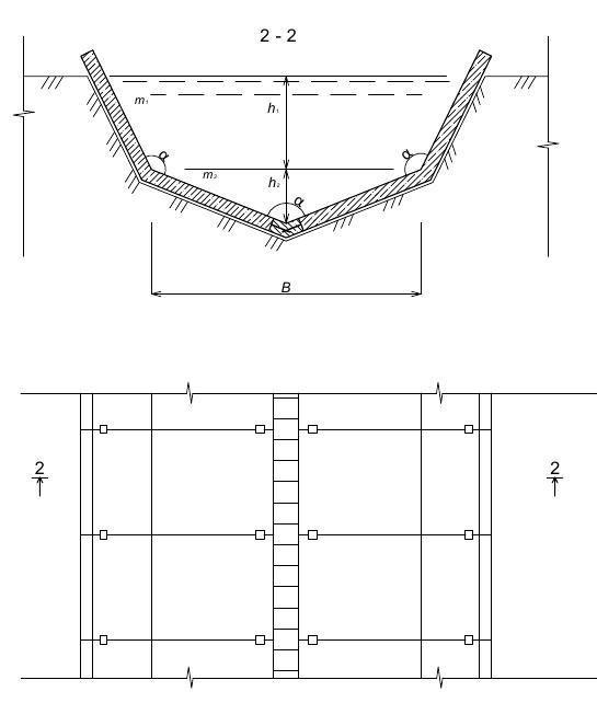 word image 1000 Разработка ряда типовых конструкций гидротехнических сооружений для гидромелиоративных систем