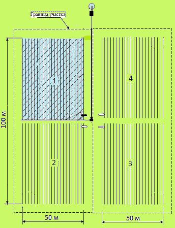 word image 503 Проведение исследований, разработка технологий и подготовка технических предложений на модули передвижной системы капельного орошения сельскохозяйственных культур рядового сева