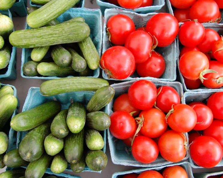Огурцы и томаты стали лидерами роста цен — Агроинвестор
