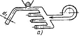 РИС.4-а. Схема индивидуального высева бесступенчатого распределения