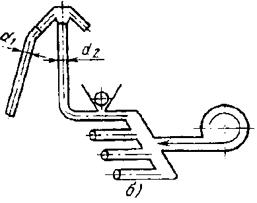 РИС.4-б. Схема группового высева одноступенчатого распределения
