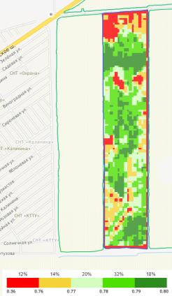word image 1013 Прогнозирование и мониторинг научно-технологического развития АПК: технологии точного сельского хозяйства, включая автоматизацию и роботизацию