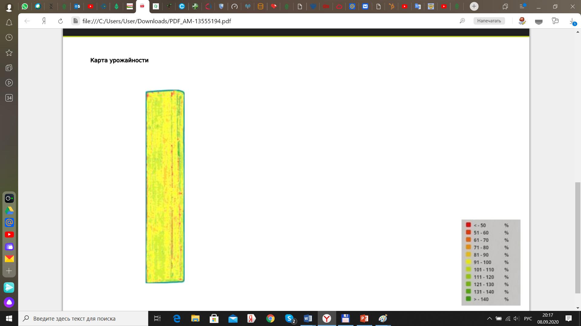 word image 1033 Прогнозирование и мониторинг научно-технологического развития АПК: технологии точного сельского хозяйства, включая автоматизацию и роботизацию