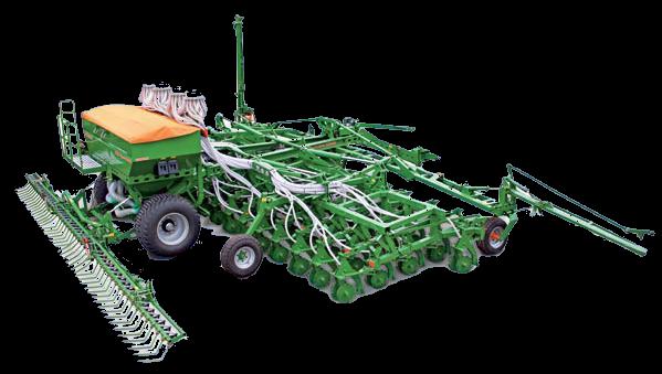 word image 1204 Разработка конструктивной схемы и обоснование параметров почвообрабатывающего посевного агрегата с пневматическим высевом семян для тракторов класса тяги 5