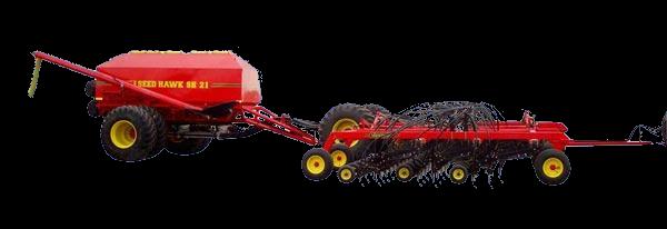 word image 1206 Разработка конструктивной схемы и обоснование параметров почвообрабатывающего посевного агрегата с пневматическим высевом семян для тракторов класса тяги 5