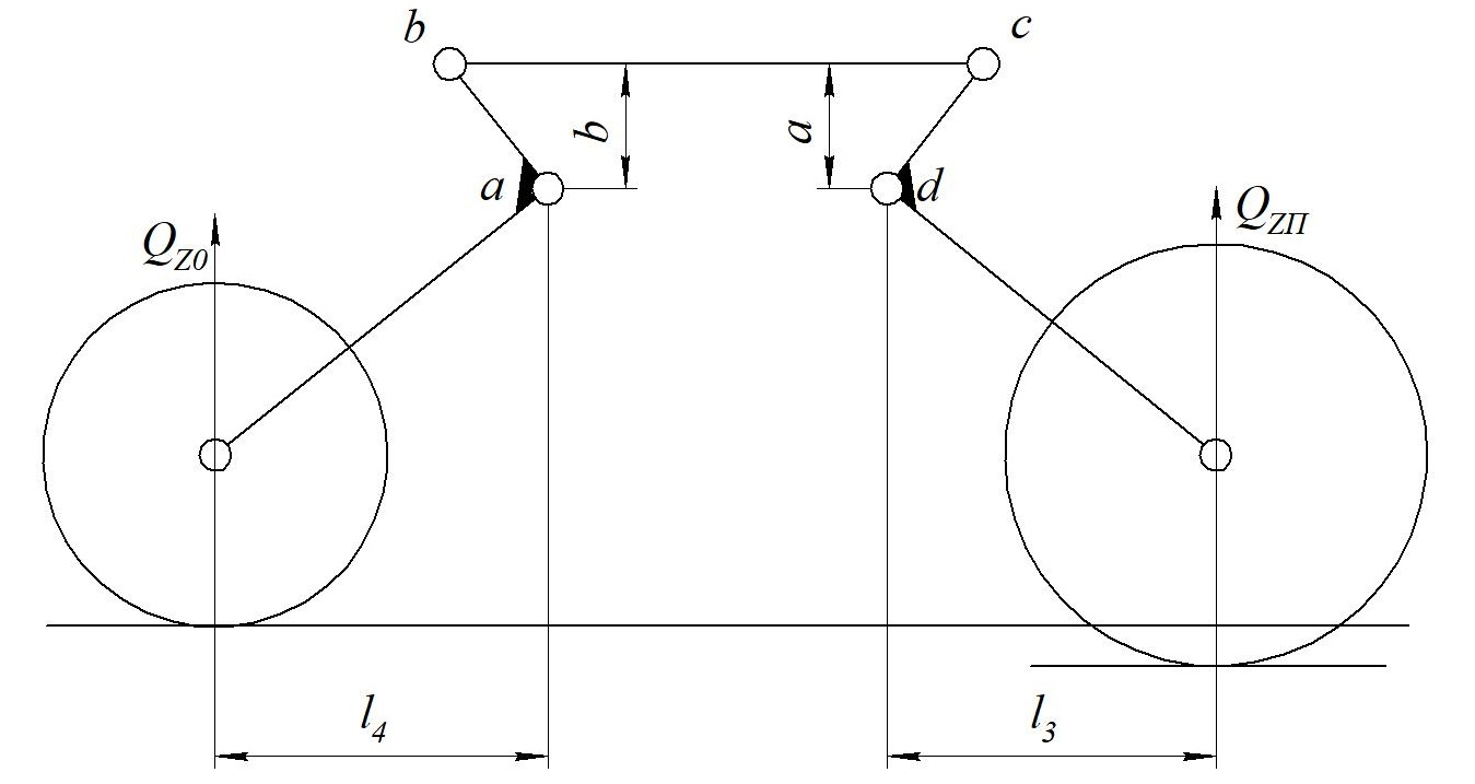 word image 189 Разработка конструктивной схемы и обоснование параметров почвообрабатывающего посевного агрегата с пневматическим высевом семян для тракторов класса тяги 5